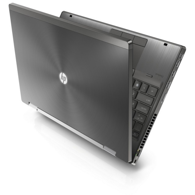 "17,3"" KRACHTPATSER! HP Elitebook WORKSTATION 8760W: Core i7 Quad Core! 