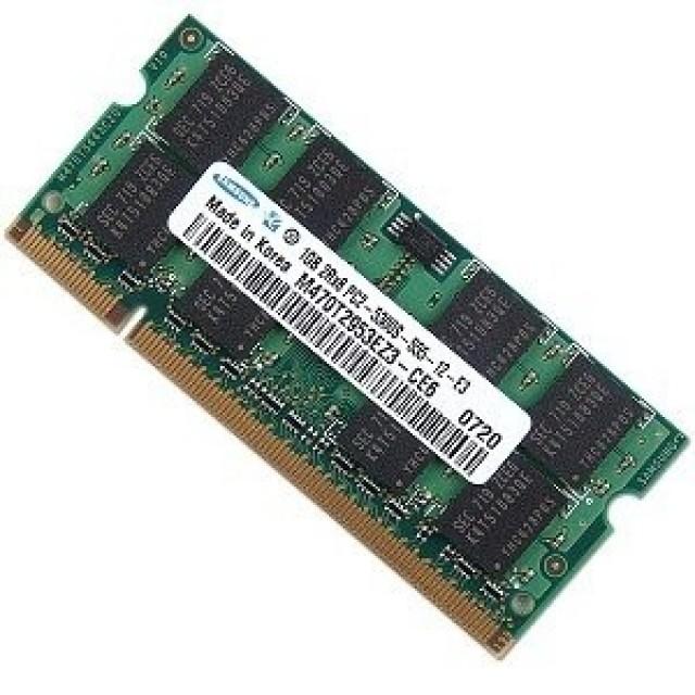 2GB SODIMM DDR2 800Mhz PC2-6400 (Laptop Geheugen)