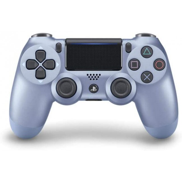 Originele Sony PlayStation 4 Wireless Dualshock 4 V2 Controller - Titanium Blue