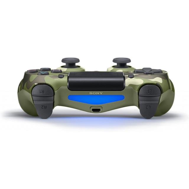 Originele Sony PlayStation 4 Wireless Dualshock 4 V2 Controller - Camo Green