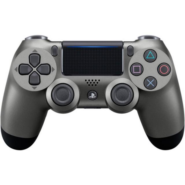 Originele Sony PlayStation 4 Wireless Dualshock 4 V2 Controller - Steel Black