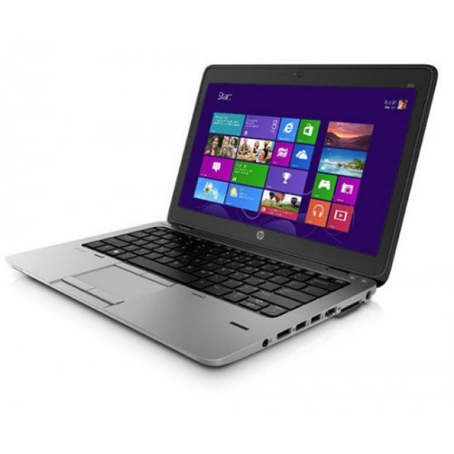 "12,5"" SSD DEAL! HP Elitebook 820: Core i5 - 4e Gen. 