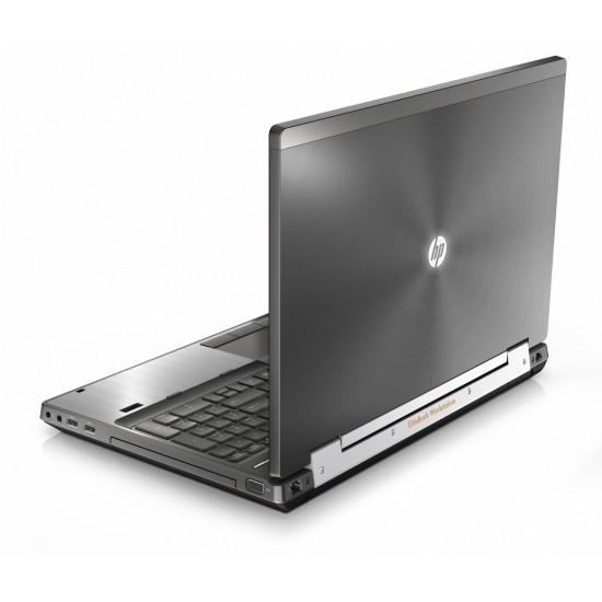 "15,6""KRACHTPATSER! HP Elitebook WORKSTATION 8560W: Core i7 | 16GB | 750GB | Nvidia Quadro | FULL HD"
