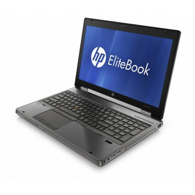 "15,6""KRACHTPATSER! HP Elitebook WORKSTATION 8560W: Core i7 