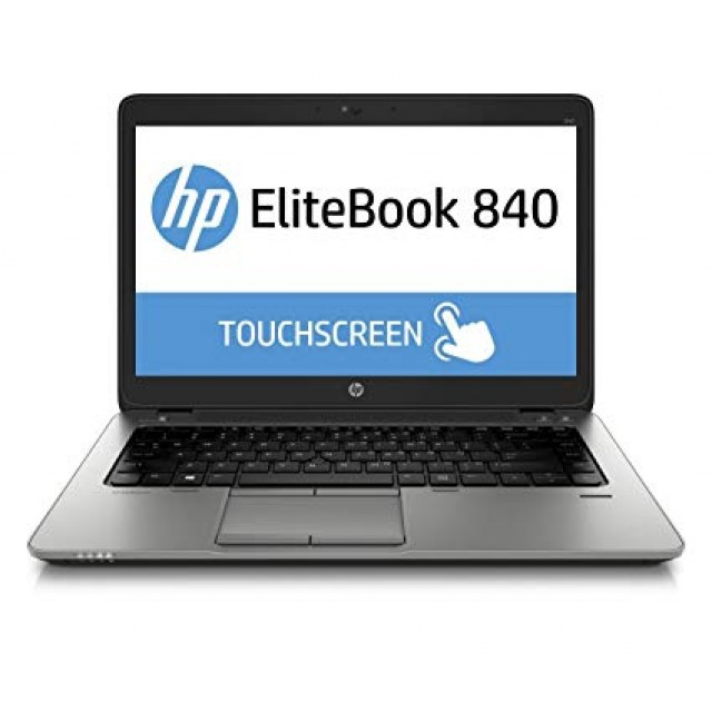 TOUCHSCREEN! HP Elitebook 840 G3: Core i5 - 6e Gen. | 256GB SSD | 8 GB | FULL HD | 1,5KG!