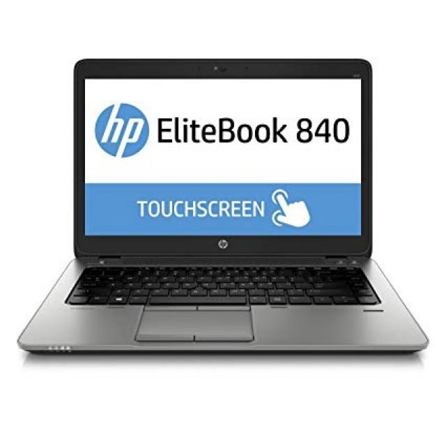 TOUCHSCREEN! HP Elitebook 840 G3: Core i5 - 6e Gen. | 256GB SSD | 8 GB | FULL HD | 1,5KG!