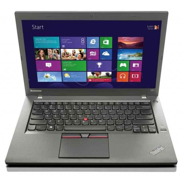SUPER-DEAL! Lenovo Thinkpad L450: Core i5 | 128GB SSD | 8GB | FULL HD | Win.10
