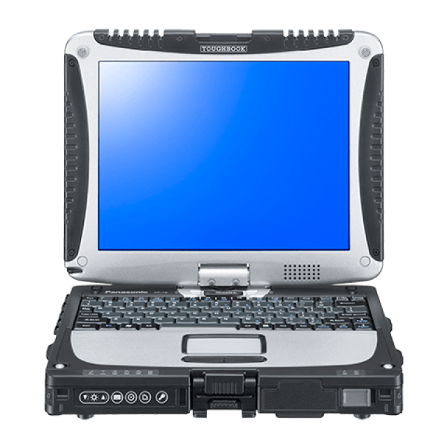 Panasonic TOUGHBOOK CF-19 MK6: Core i5 | 500GB HDD | 10,1"