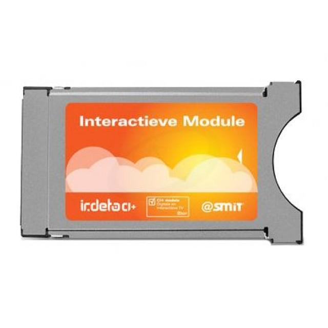 Smit CI+ Interactieve TV Module Ziggo CI+ 1.3/1.2