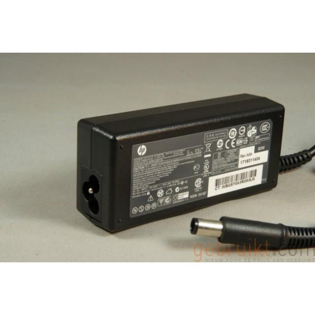 HP 18.5V 3.5A 65W adapter center pin