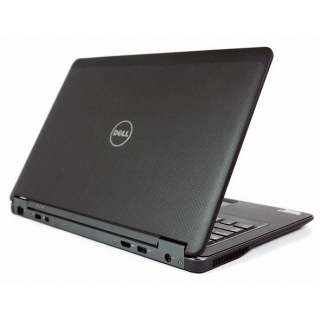 ULTRABOOK! Dell E7440: TOUCHSCREEN! Core i7 - 4e Gen. | 128GB SSD | 8GB | 1,3KG | FULL HD | Win.10