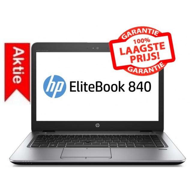 SSD TOPPER! HP Elitebook 840: Core i5 - 5e Gen. | 128GB SSD | 1,5KG! | Ultrabook | Win.10