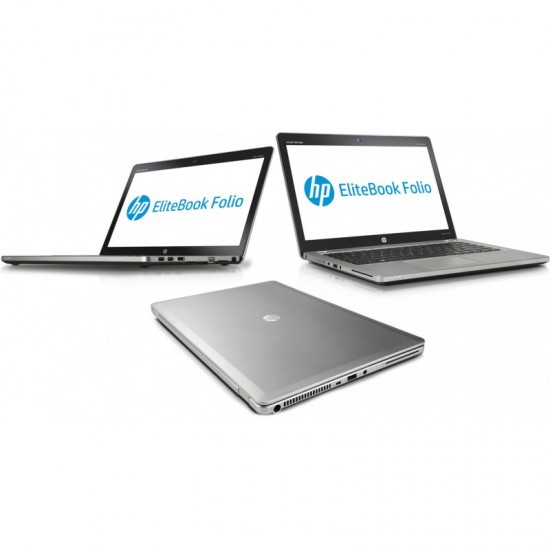 HP Elitebook 9470m: Core i5 - 3e Gen. | 4GB | 320GB | Ultrabook | Webcam | Win.10