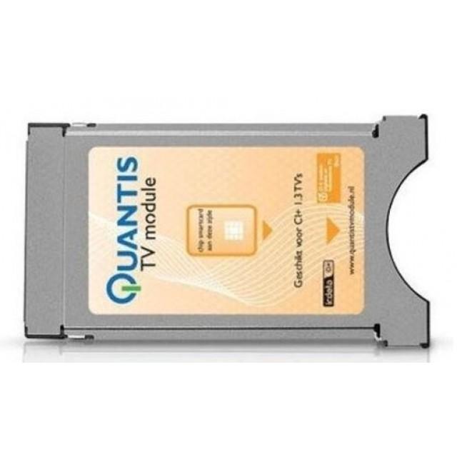 Quantis Interactieve TV Module Ziggo CI+ 1.3/1.2